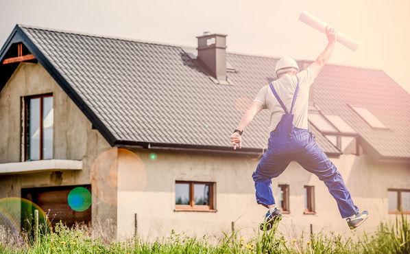 Bouwvergunningen helft hoger in Vlaanderen in eerste negen maanden 2018