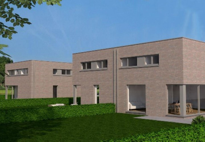 LOT 1  - CASALINA REAL ESTATE vous propose en vente:m aisons résidentielles neuves et construites dans une zone agricole et boisée. Ecole et garderie dans un rayon de 600 m, à 3 km de l'autoroute A12 direction Bruxelles - Anvers. Plus d'infos WWW.CASAL